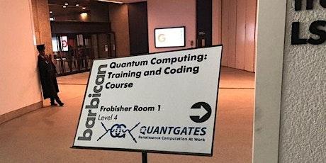 IBM's Quantum Computers Programming- Asynchronous Workshop tickets