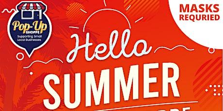 Hello Summer Pop-Up Shoppe tickets