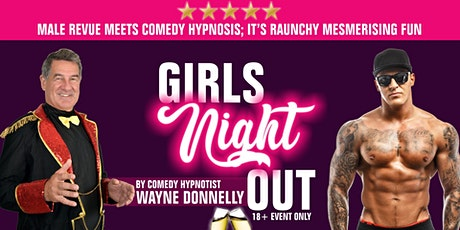 Girls Night Out with Comedy Hypnotist Wayne Donnelly at Surfers Paradise Go tickets