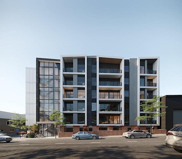 NAWIC Site Visit: Monark Apartments image