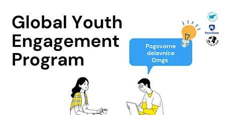 Pogovorna delavnica (Global Youth Engagement Program) billets