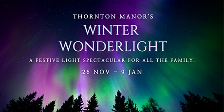 Winter Wonderlight tickets