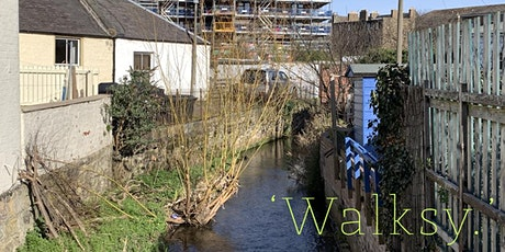 'Walksy.' App Launch & Walk led by Rosy Naylor tickets