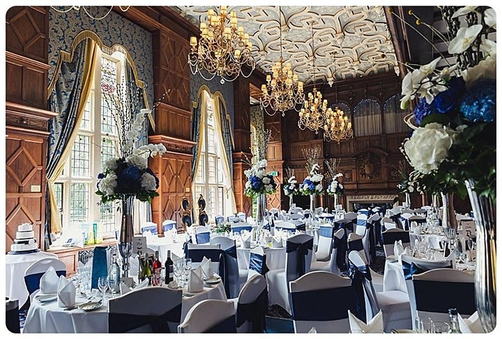 The Mount Hotel Country Manor Tettenhall Wedding Fayre Sunday 11th July image