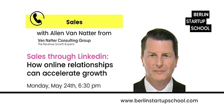 Sales through LinkedIn: How online relationships can accelerate growth tickets