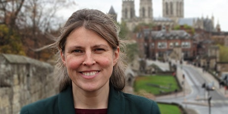 Gender Equality in the Workplace with Rachael Maskell MP & Joeli Brearley tickets