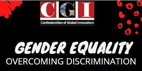 OVERCOMING DISCRIMINATION tickets