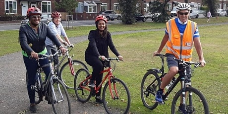 Learn to ride and beginner cycling sessions tickets