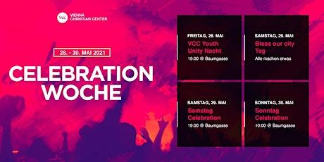 VCC CELEBRATION 1 Tickets