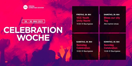 VCC CELEBRATION 2 Tickets