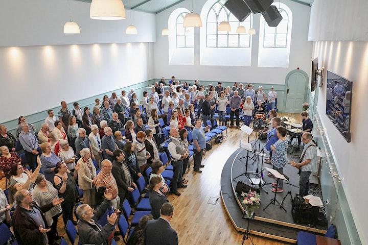 Kirkwall Baptist Church Morning Services image