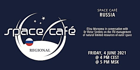 Space Café Russia by Elina Morozova tickets