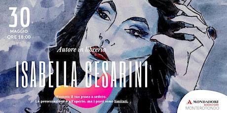 Isabella Cesarini | Autore in libreria biglietti