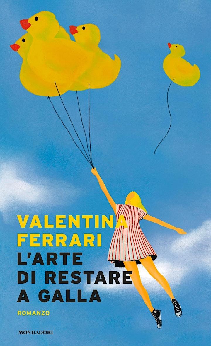 Immagine Valentina Ferrari | Autore in libreria