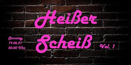 Biertasting - Heißer Scheiß _ Vol.1 - online Edition Tickets
