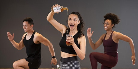 Grab life by the apples at the UK's first cooking and fitness class mashup tickets