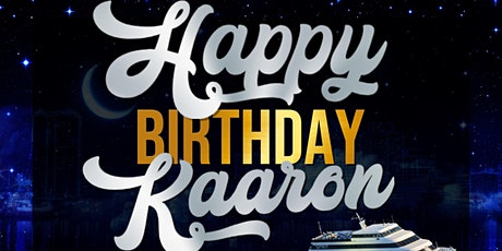Happy Birthday Kaaron  ✨ tickets