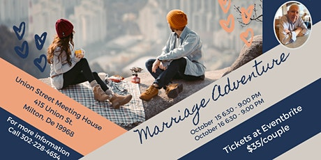 Marriage Adventure with Pastor Bill Sammons tickets