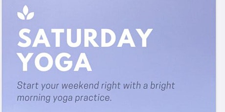 Art of Yoga - A Morning Flow Community Yoga Session in Inner West Sydney entradas