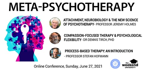 META-Psychotherapy Online Conference tickets