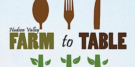 Farm to Table w Ric Orlando tickets