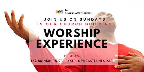 KCC Newcastle Sunday Church Service tickets