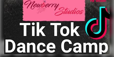 Tik Tok Dance Camp tickets