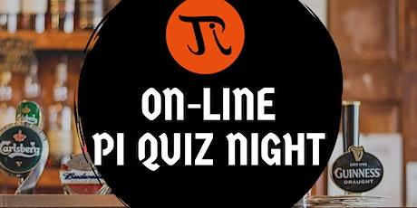 Pi Singles Sunday Night On Line Quiz Night tickets