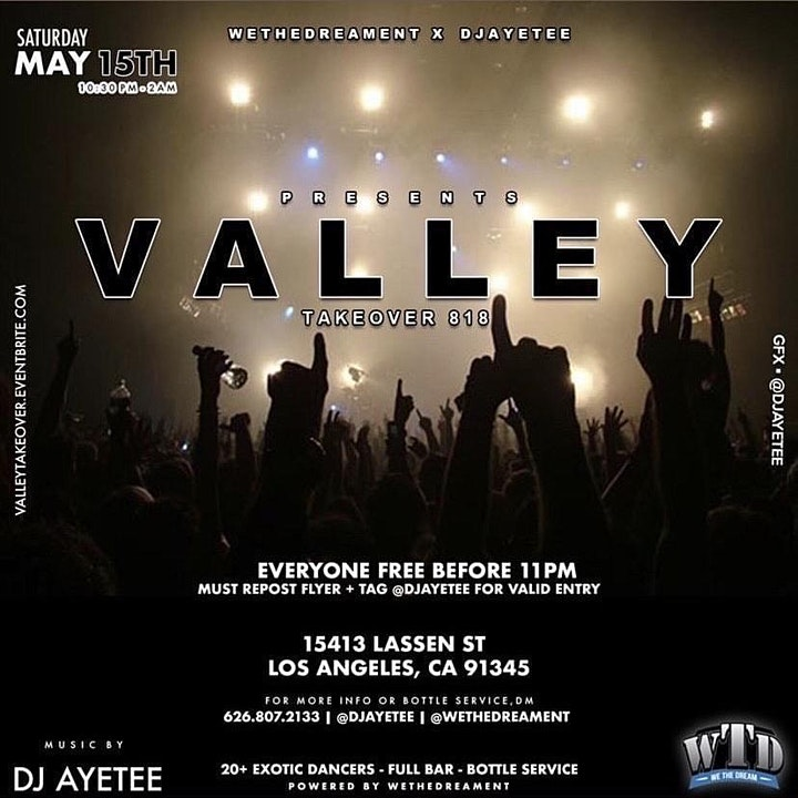 Valley Takeover image