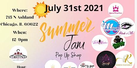 Summer Jam Pop Up Shop tickets