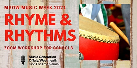 MGOW Music Week 2021   Rhymes & Rhythms tickets