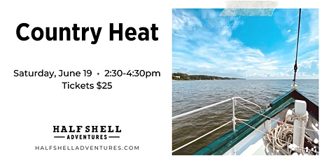 Country Heat Cruise tickets