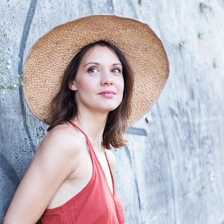 Immagine Talk con Fiorenza Pieri a cura di Barbara Tarricone Hamilton