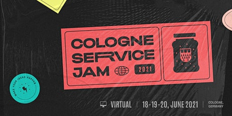 Cologne Service Jam tickets