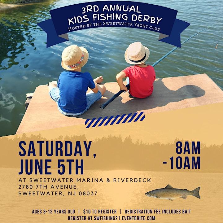 Kids Fishing Derby at SW Riverdeck image