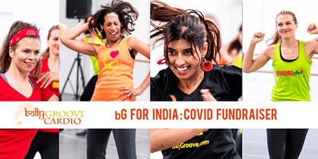 bG for India: COVID Relief Fundraiser - Cardio Dance Workout tickets