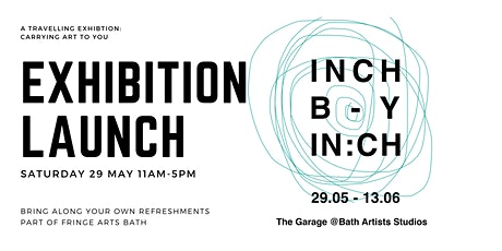 Inch by IN:CH Exhibition Launch event Bath tickets