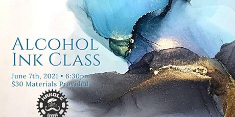 Alcohol Ink Paint Party tickets