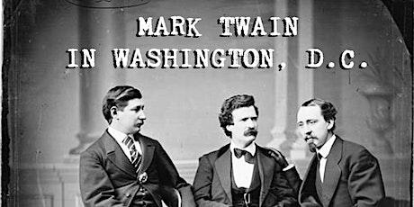 Walking Tour: Mark Twain in Washington, D.C. tickets