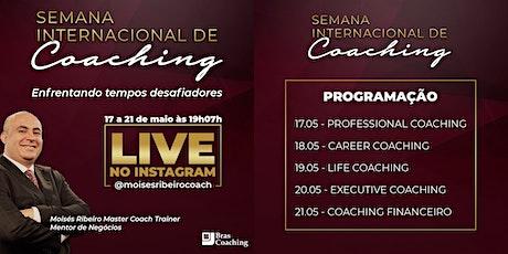 SEMANA INTERNACIONAL DE COACHING bilhetes