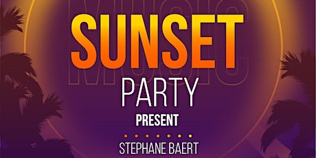 Sunset Party avec Stephane Baert tickets