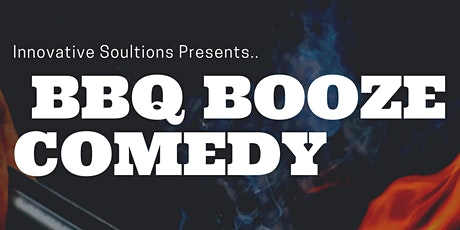 BBQ Booze & Comedy tickets