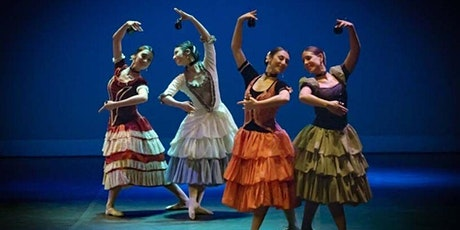 Danzas Españolas entradas