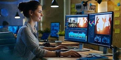 Film & Video Visual FX with Fusion Studio Master Class biglietti