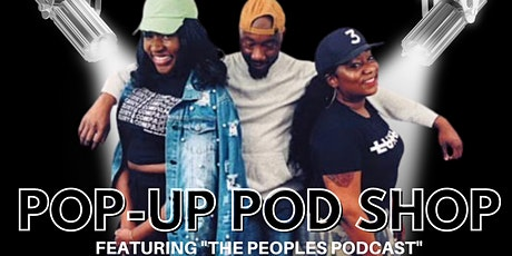 The Pop-up Pod Shop! Presented by NJ Black Business Collective & Who's Wax tickets
