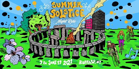 Summer Solstice Night Ride & Dance Party tickets