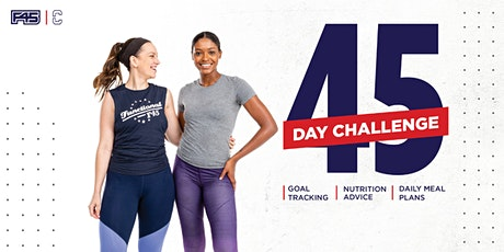 FREE Fitness Lifestyle Workshop | Learn about the F45 Challenge tickets
