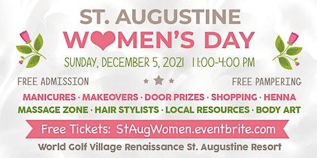 St. Augustine Women's Day tickets