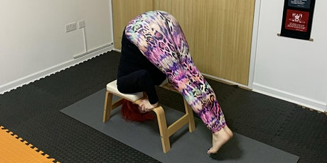 Hatha Yoga FeetUp® classes - Improvers/intermediate tickets