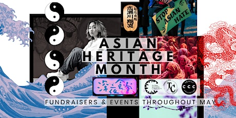 Artists Against Asian Hate Pan-Canadian Fundraiser tickets